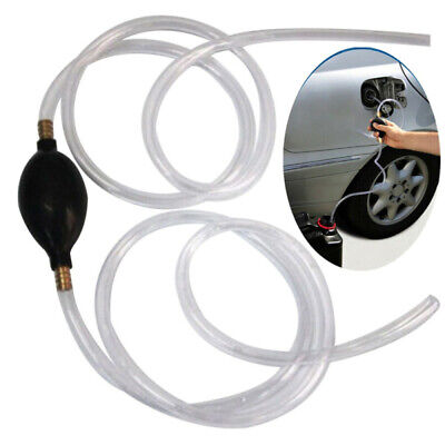 Gasoline Diesel Hand Pump Siphon Economizer Auto Fuel Pump Pvc Pipe
