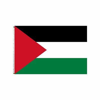 "Palestine Flag – Large 5 x 3 ""- New & Sealed – Free Gaza Palestinian Freedom Décor"