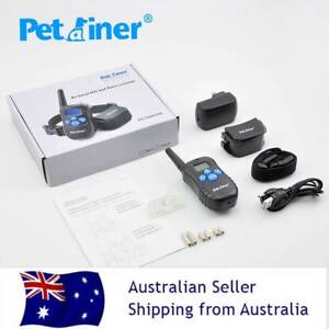 STOP YOUR DOG BARKING! -AUTOMATIC collar static/ vibrate