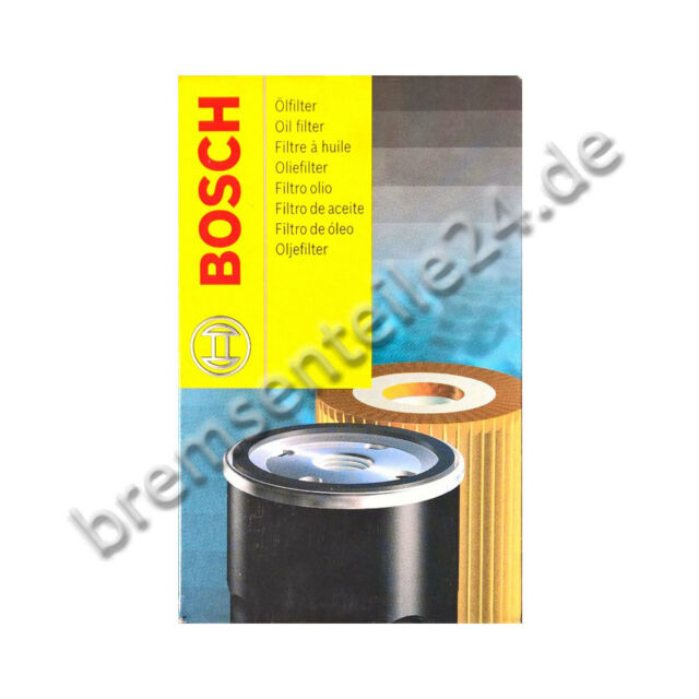 BOSCH Ölfilter 0451103050