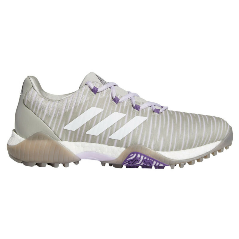 NEW Womens Adidas 2020 CODECHAOS Golf Shoes Metal Grey / Crystal White-Pick Size