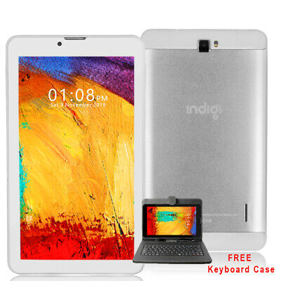 7-inch QuadCore Android 9.0 Pie TabletPC & SmartPhone 4G LTE
