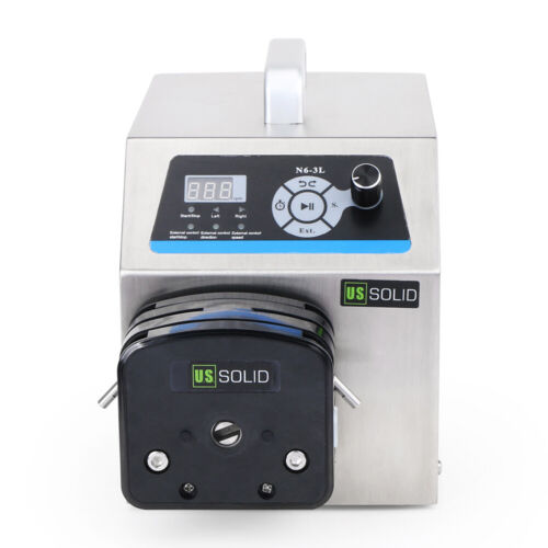 Industrial Peristaltic Pump N6-3L, 0.211-3600 mL/min, Large Flow, Servo Motor