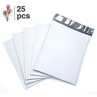 Fu Global 2 8.5x12 Inches Poly Bubble Mailers Padded Envelopes Pack Of 25 Office