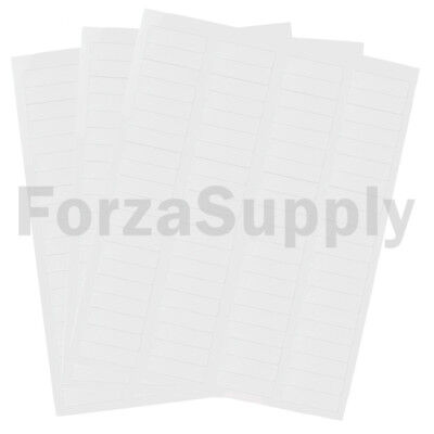 1200 1 34 X 12 Ecoswift Laser Address Shipping Adhesive Labels 80 Per Sheet