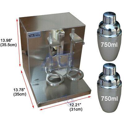 Drink Bubble Boba Milk Tea Shaker Shaking Machine Mixer-blender Milkshake Bar