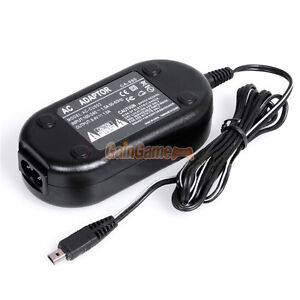 CA-590 AC Power Charger Adapter for Canon FS10 FS11 FS100 DC302 ZR830 ZR850