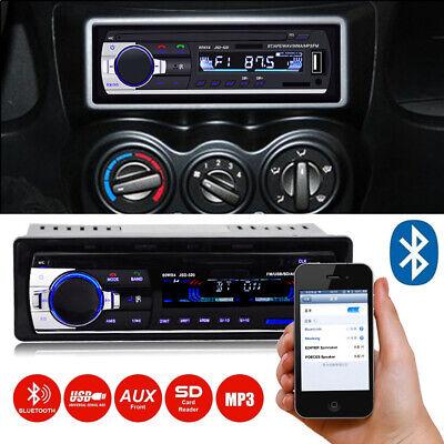 Bluetooth Car Radio Stereo Head Unit Player In-dash MP3 /USB/SD/FM/Iphone Non CD