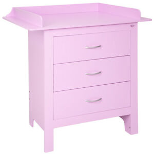 Baby chest of drawers with changing table baby nursery change dresser