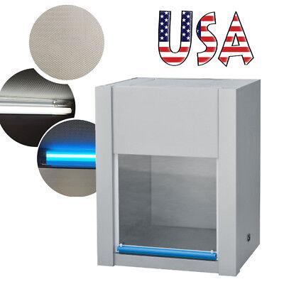Portable Vertical Ventilation Laminar Flow Hood Air Flow Clean Bench Workstation