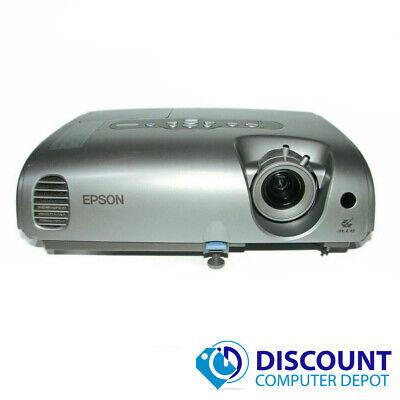 Epson PowerLite 82c 3LCD Projector XGA 2000 Lumens 1024 x 768 1080i 568 Hours