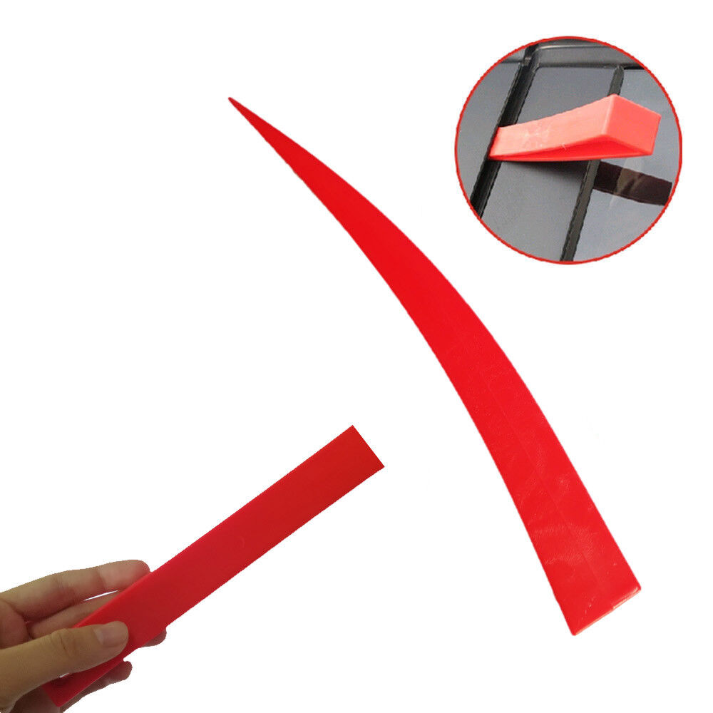 Car Door Window Support Wedge Panel Beater Repair Auxiliary Expansion Red Tool