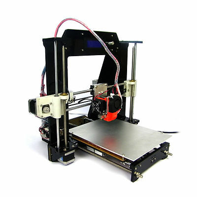 The RepRap Prusa i3 helped catch the imagination in this field