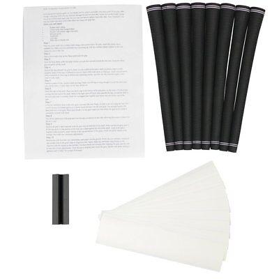 - Men's Revolution 360 Degrees Std Size Tour Pro Grip Kit (8 grips, tape, clamp)