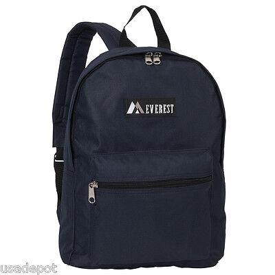 Everest Luggage Basic Backpack - Navy