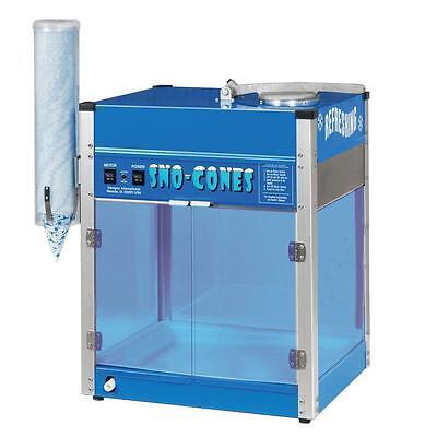 Paragon The Blizzard Snow Cone Machine. Made In Usa