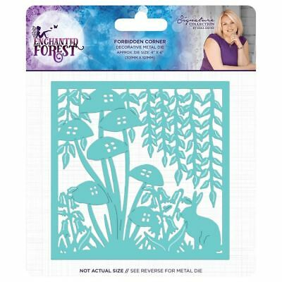 Sara Davies Enchanted Forest Signature Collection - Metal Die - Forbidden Corner