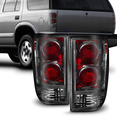 Smoked Tail Light For 95-05 Chevy Blazer GMC Jimmy Bravada Tail Lamp Replacement