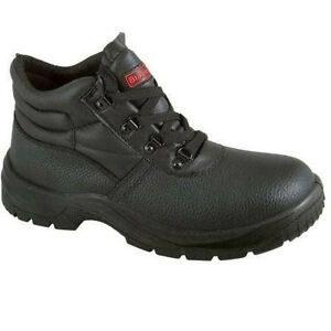 Blackrock-Chukka-Safety-Work-Boots-Leather-Steel-Toe-Cap-Midsole-Size-Mens-New