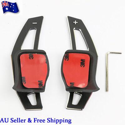 AU Aluminum Metal Paddle Shift Gear Extension For DSG VW Golf 5/6 MK5 MK6 GTI