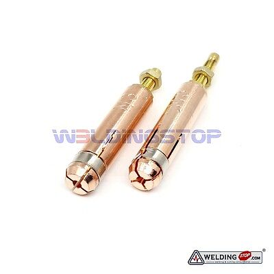 Ws Original M3 Collet For Capacitor Discharge Cd Stud Welding Stud Gun 2pcs