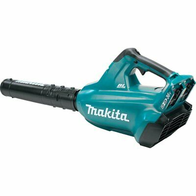 Blower Tool - Makita XBU02Z 18V X2 LXT Lithium-Ion (36V) Brushless Cordless Blower,Tool Only