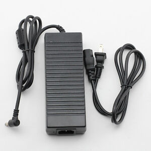 AC 100V-240V to DC 24V 5A Switching Power Supply Adapter for LED Strip Light