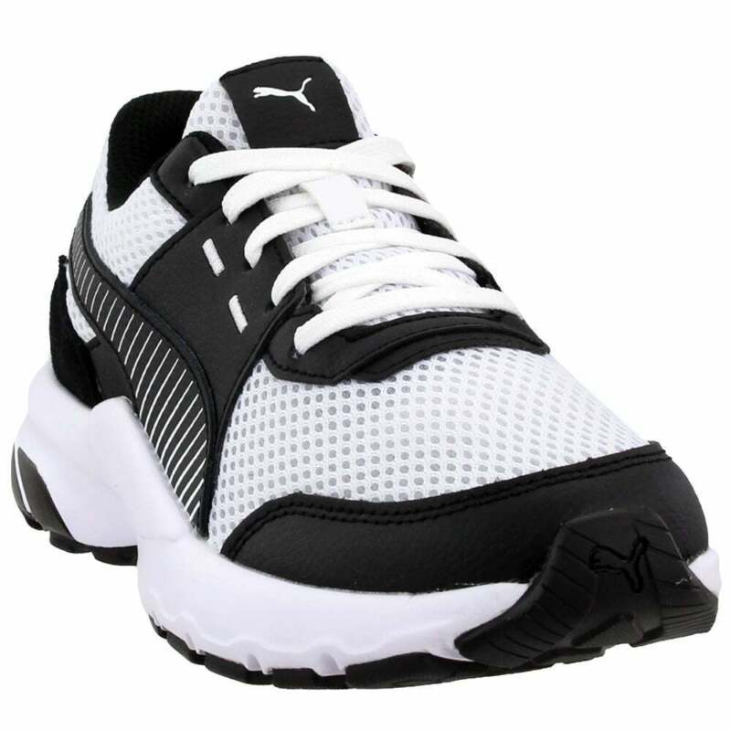 Puma Future Runner Premium Lace Up  Mens  Sneakers Shoes Casual   - White - Size
