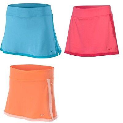 Nike Womens Border Tennis Skirt Dri Fit XS