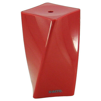 X-acto Spira Electric Pencil Sharpener Red Each 1765