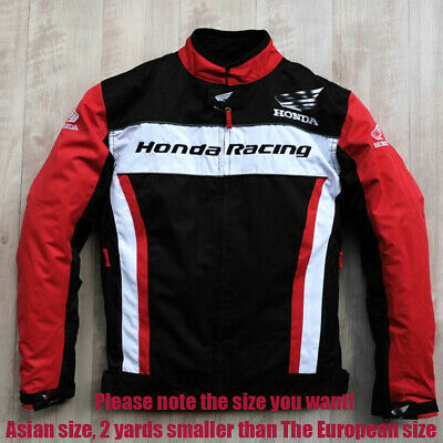 Motorcycle Coats For Honda Various Riding Jacket Winter automobile Race Clothing Cloth Riding Jacket