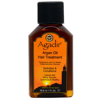 Agadir Argan Oil Hair Treatment 1oz w/Free Nail File