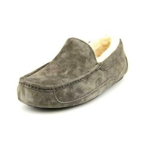 88752c6cfd9 UGG Men's Ascot Slipper Charcoal,10 D(M) US