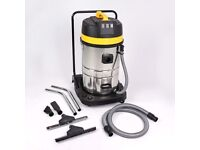 New Industrial 80L 3000W Wet & Dry Vacuum