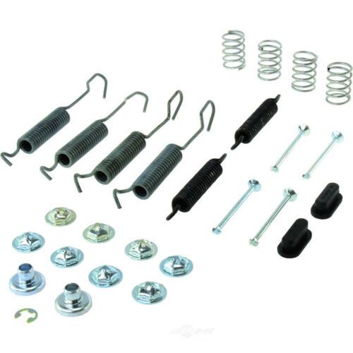 Drum Brake Hardware Kit Rear,Front Centric 118.62007