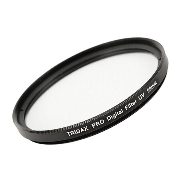 UV Filter 58 mm + Filterbox