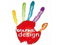 GRAPHIC DESIGNER LOGO - LEAFLET - FLYERS - POSTERS - BUSINESS CARDS -ETC. ADVERTISEMENT / PROMOTE