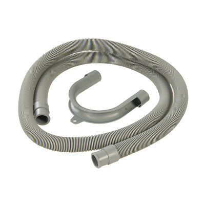 (Washing Machine Drain Hose 1.5M X 21Mm Plumbing Appliance Hoses Plumbob 523485)
