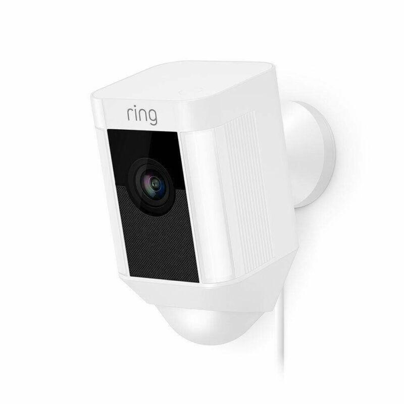 Ring Spotlight Cam Wire-free White 8SB1S7-WEN0