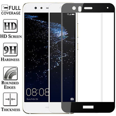 Full Cover Tempered Glass Screen Protector For Huawei P8 P9 P10 Lite Plus 2017](huawei p10 plus screen protector)