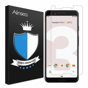 Tempered Glass Google Pixel 3 Screen Protector - (Sealed)