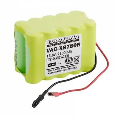 Replacement Euro-Pro Shark SV780N Vacuum Battery [VAC-XB780N]