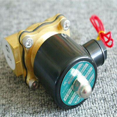 Dc12v 2w025-06 2 Position G18 Switch Electric Solenoid Valve Water Airdevices