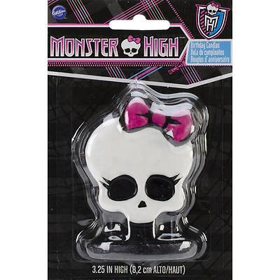Wilton  MONSTER HIGH BIRTHDAY CANDLE