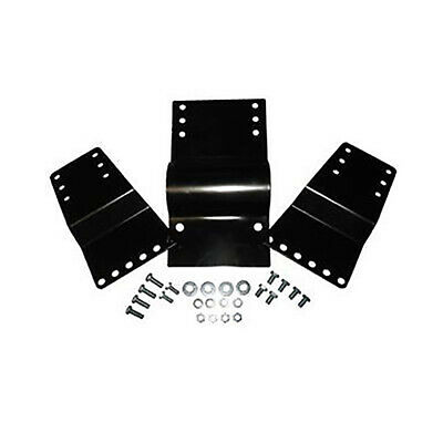 Seat Brackets Set Steel Black For International 706 1466 856 766 1066 966