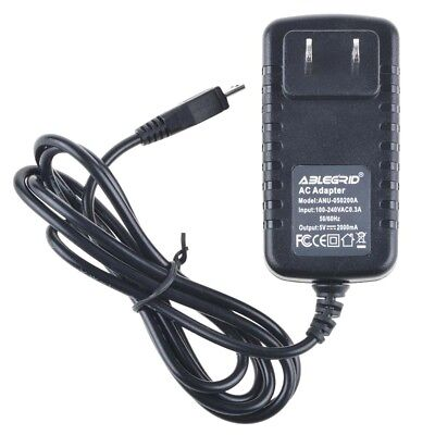 5V 2A AC Wall Charger Power Adapter For Acer One 10 S1003-114m S1003-130m Tablet