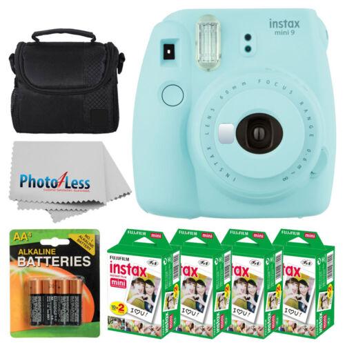 Fujifilm instax mini 9 Instant Film Camera  + Fujifilm Insta