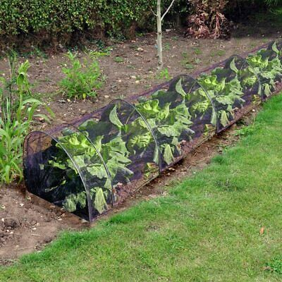 Smart Garden GroZone Micromesh Growing Tunnel Polytunnel Grow Tunnel Green House