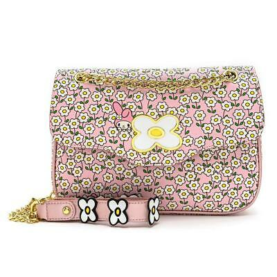 Loungefly Hello Kitty My Melody Flower Field Crossbody Bag - NEW!