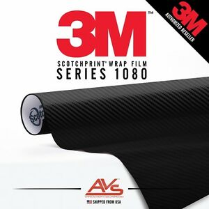 3M-3D-Carbon-Fiber-Black-Vinyl-Car-Textured-Wrap-1080-12in-x-60in-5-sq-ft